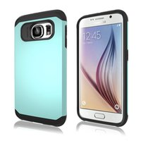 sgp stand - Galaxy S6 Case Slim Tough Armor Case With Stand Holder Shockproof Hard Back Cover SGP gloss paint hybrid combo heavy duty shock Free