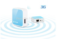 Wholesale Portable Mini TP LINK TL WR703N M Wireless G Router TP LINK WR703N Router