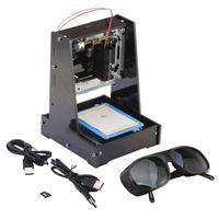 NEJE JZ-5 500mW bricolaje USB grabador del laser 3D Impresora máquinas de corte del grabador