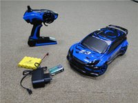 Wholesale 2 GHz High speed RC Car with flexible wheels Mini remote control racing Car in high quality