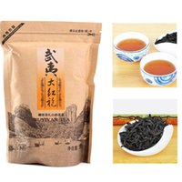 Wholesale Hot sale Chinese WuYi Tea Da Hong Pao Big Red Robe Premium New Dahongpao High Quality Premium Class Flower Tea