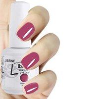 Wholesale Long lasting soak off LED UV odourless and colourless gel polish lacquer varnish colors uv nail polish