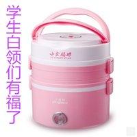Wholesale 1 L e mini electric insulation boxes cooker pot of multi purpose