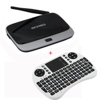 Wholesale Quad Core Rk3188T CS918 TV BOX Air Mouse Keyboard UKB XBMC Android Mini PC GHz G RAM G ROM wifi Bluetooth p HDMI