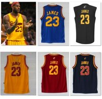 lebron james jersey - Cavaliers Styles Cavs LeBron James Basketball Jerseys Shirts Men s Sport Clothes TOP QUALITY