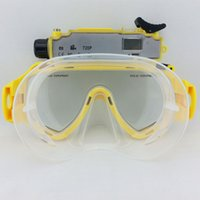 underwater video camera - Diving Mask Glasses Snorkelling Scuba Underwater Video HD Camera