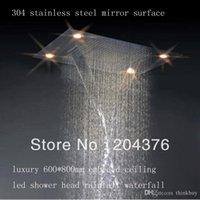 bath mixer china - sanitary china sale polished rain mist bath shower mixer