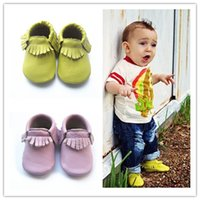 baby leather shoes - high quality baby moccasins kids moccs baby shoes shoes for boy girls