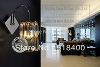 Wholesale New Arrival Modern Luxury Bedroom Drawing Room Dining Room Hall Crystal Wall Chandelier lamp Design Size OEM