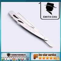Wholesale NEW All steel professional barber razor thin cut knife knife Razor shaving cutter Send the blade Free Shiping