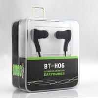 Cheap Universal BT H06 Earphone Best Bluetooth Headset Wireless Bluetooth Headphones