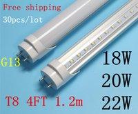 led tube - CE ROHS UL ft m mm T8 Led Tube W W W Warm Natraul Cool White Led Fluorescent Lamp AC V