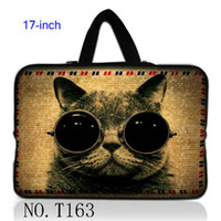 animal print sunglasses - Cool Sunglasses Cat quot quot quot Laptop Notebook Computer PC Handle Sleeve Case Bag Cover Pouch