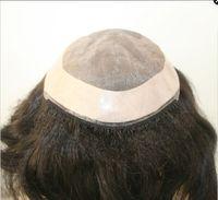 African-American Wigs men toupee - Best Price Human hair Men Toupee