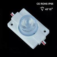 led box sign - Hot Sell High Power LED Module Light With Lens W Sidelight LED Module DC12V For LED Sign Light Box LED Channel Letters
