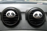 Wholesale D3 Air Freshener Blink Lovely Mini Panda Perfume Diffuser For Auto Car Color M4347