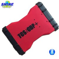 Cheap Wholesale-VD600 TCS CDP OBD2 Newest Bluetooth V2014.02 VD 600 TCS CDP PRO 3 in 1 LED CDP Diagnostic Tool