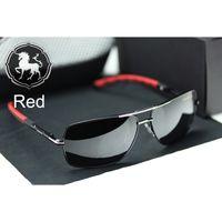 Wholesale Fashion luxury sunglasses men brand designer polarized Vintage sunglass gafas de sol holbrook driving with original box