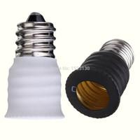 Wholesale Big Promotion E12 to E14 Base LED Bulb Lamp Holder Light Adapter Socket Converter