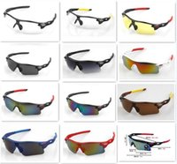 best bicycle design - 220PCS best price designs summer style Only SUN glasses sunglasses Bicycle Glass nice sports sunglasses Dazzle colour glasses D613