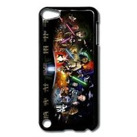 Wholesale Custom Star Wars Durable Protective Plastic Hard Case For iPod Touch th Cover Cases