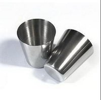 Wholesale Classic wine of high quality stainless steel glass beer mug cup