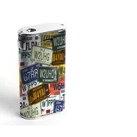 battery decal - Crazy style Eleaf Battery Mods Skins istick w w w sticker Skin for istick Wrap Vape Box Decal istick Sticker Skull istick Stickers