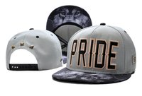 army pride - PRIDE Cayler Sons snapback hats Hip Hop cheap fashion snapbacks adjustable hats for men or women mix order drop shipping
