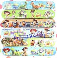 Wholesale set Cartoon Toy Story Magnet bookmarks Lovely book marks Fridge Magnet for kids