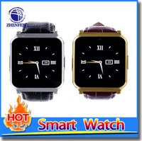 add message - Bluetooth Smart Watch W90 Add TF Card with inch IPS Touch Screen SIM Card Headset Remote Camera For Smartphone Watch