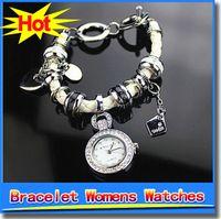 battery pandora - Cheap Latest Design Europe Fashion Glass Beads Heart Charm Bracelets Fit Pandora Charms Bracelet For Ladies