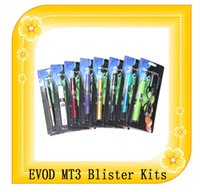 Cheap Electronic Cigarette EVOD MT3 Best Set Series  EVOD battery