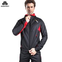 Wholesale SOBIKE WINDOUT CATHE Men s Cycling Coat Bike Bicycle Cycle Clothing Long Jersey Jacket Wind Storm Tights 198