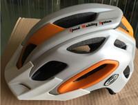 best cycling helmets - Best Quality Afterbrain protection Bicycle Helmet Cycling Helmet Capacete EPS PC Material Ultralight Mountain Bike helmet