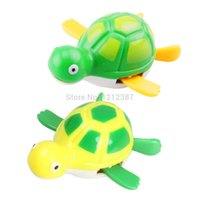 Wholesale New Wind up Tortoise Bath Diver Toy Swimming Tortoise Baby Kids Bath Toys HB88