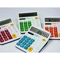 Wholesale Calculator multicolour calculator solar calculator