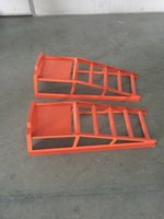 car lift - pair of Auto Vehicle Lift Tire Ramps car ramp car tire ramp auto ramp For Car Maintenance Dervice Ramps