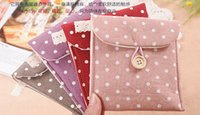 Cheap Sanitary cotton bag Best free shipping