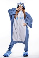 beautiful garments - Beautiful Owl Doraemon Kigurumi Pajamas Animal Suits Cosplay Halloween Costume Adult Garment Cartoon Jumpsuits Adult Animal Sleepwear