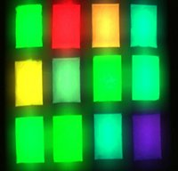 Wholesale Glow in the dark pigment high luminance powder with kg green blue yellow purple colors