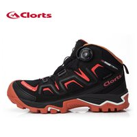 adventure blue mountains - Clorts Men BOA Outdoor Mountain Shoes Waterproof Hiking Adventure Climbing Boots Non slip Breathable Shoes B016B C