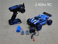 Wholesale Mini RC cars toys with WD remote control Ghz km h X_knight RC car with gift boxs toys