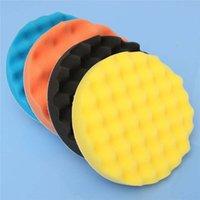 Wholesale 4pcs sponge Polishing waxing Buffing Pads for Power Polishers for coat paints
