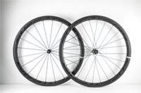 Wholesale SUPER STEM k mm carbon fiber road bicycle bike wheels hub H glossy matte finishing brake pads skewer