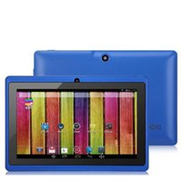 Wholesale 7inch A23 dual core tablet pc M G wifi Capacitive Screen Android dual Camera Allwinner A23 phablet