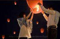 Sky lanternes, Souhaitant <b>Lantern</b> montgolfière Kongming chinois lanterne souhaitant lampe ANNIVERSAIRE DE MARIAGE partie souhaitant lampe