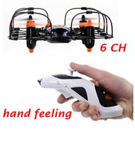 Cheap Free shipping 2014 new electronic toy remote control toy high quality hand feeling Remote control UFO 4CH RC Helicopter HT531