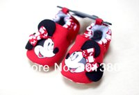 baby training walker - Baby Shoes Training Shoes Minnie Baby First Walkers brand girls shoes pair
