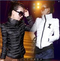vest tops for men - Casual Down Coat Autumn Winter Jacket Parkas for Women Thickening Jackets Parka Overcoat Tops Fur Coat Ladies DF