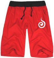 Wholesale New Arrivals Naruto Childhood Naruto the seal Men s Women Casual shorts neutral Cotton Blend Short pants Size xxs XL